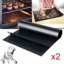 <b>REUSABLE NON STICK</b> LINER IDEAL FOR OVENS GRILL PANS ...