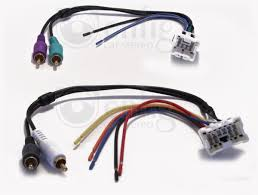head unit metra 70 7551 wiring question this is the harness you have right