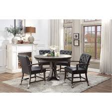 round dining table sets filter by standard standard counter height counter height caster caster