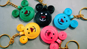 Quilling Chain Designs Paper Quilling Designs Micky Mouse Paper Quilling Designs