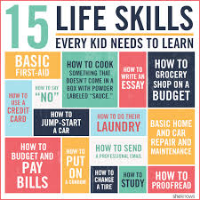 life skills every kid should know before they leave for college mamas don t let your babies go to college out these vital life skills