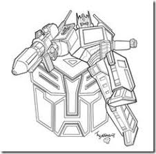 Small Picture Angry Birds Transformer Galvatron Coloring Page For Kids and
