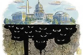Глубинное государство разрывает США | Русский Дозор