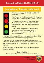 Infos Corona – Gemeinde Ohrenbach