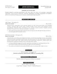 Resume Objective For Accounting Custom Resumes For Accountants Resume For Accountant Sample Accounting