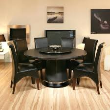 dining table set with lazy susan. square dining table with built in lazy susan round black uk w set