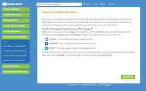 resume maker® android apps on google play resume maker® screenshot