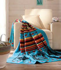 Native American Blankets And Throws