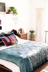 Mid Century Modern Bedroom Bohemian Charm Meets Mid Century Modern In Sunny Florida Design