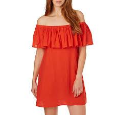Billabong Mi Bonita Kleid - Rio Red