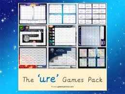 Free interactive exercises to practice online or download as pdf to print. Ure Phonics Worksheets And Games Galactic Phonics