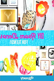 best diy projects for teenage girl decor bk design