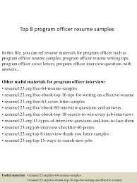 Resume Template Office New Top 48 Program Officer Resume Samples