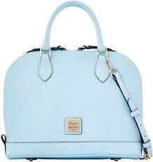 leather satchel bags dooney bourke saffiano zip zip satchel