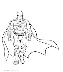 Dessin Colorier Batman Catwoman