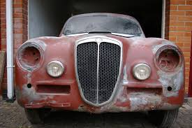 in the future project cars like this lancia could require insurance