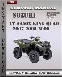 suzuki king quad schematic 2005 suzuki king quad 700 owners manual 2008 King Quad 450 Wiring Diagram suzuki lt a450x king quad 2008 2009 service repair manual repair suzuki king quad schematic suzuki Wiring Schematics
