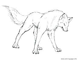 drawings of baby wolves cute baby wol coloring pages wolf to print of wolfs color anime