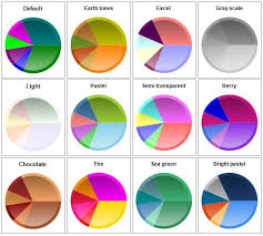Different Ways To Create Custom Colors For Charts In Sql