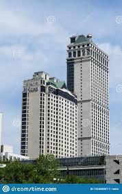 Hilton hotel building editorial photography. Image of hilton ...