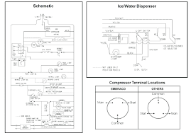 compressor wiring diagram single phase magic chef mini fridge and embraco compressor wiring diagram compressor wiring diagram single phase magic chef mini fridge and embraco