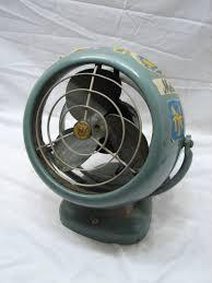 vintage vornado 6 art deco mid century modern desk fan d16c2 1 53 atomic tique trader
