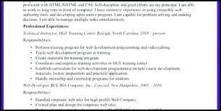 Salesforce Experienced Resumes Salesforce Developer Resume Resume Experience Beautiful Resume For