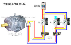 star delta motor connections diagrams wirdig