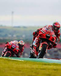 MOTORLAT   MotoGP   AmericasGP  Francesco Bagnaia storms to pole ahead of  Quatararo and Marquez