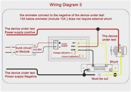 dc ammeter shunt wiring diagram best shunt wiring diagram wiring Sunpro Ammeter Wiring-Diagram at Amp Meter Shunt Wiring Diagram