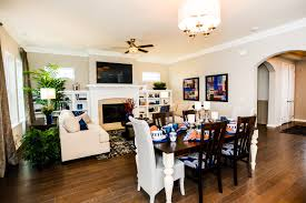 dining area lighting. A Living Room With Dining Table In The Transitional Area Lighting F