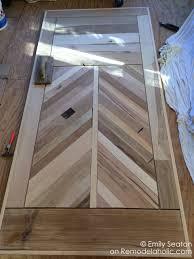 barn door design plans. Build And Amazing Chevron Barn Door With This Great Tutorial Woodworking Plans. Design Plans V