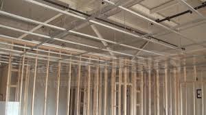 gypsum board false ceiling installation pdf
