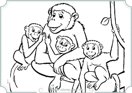 Animal Family Coloring Pages Printable Family Guy Colouring Pages