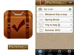 Image result for packing app