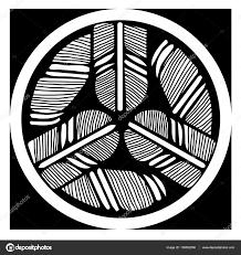 мандала декоративные круглые перья тату дизайн векторное