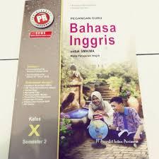 Berikut soal bahasa inggris dengan kunci jawaban dimulai dari soal nomor 11. Kunci Jawaban Buku Pr Bahasa Indonesia Kelas 10 Semester 2