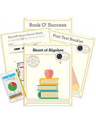 boxo sat heart of algebra test sat math practice exam package