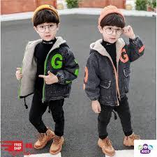 Áo khoác bé trai thu đông mới 2019 thời trang hàn quốc cao cấp - áo khoác  cho trẻ em 3 tuổi đến 8 tuổi