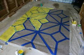 640x427 how to paint an outdoor area rug checking in with chelsea painting rug