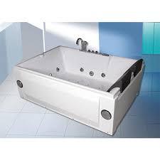 acrylic corner whirlpool bathtub size 1200 x 700 x 730 mm