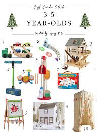 holiday gift guide for 3 5 year olds