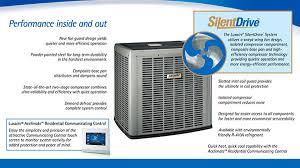 luxaire heat pump. Plain Luxaire Acclimate Series HL8B HL6B Split System Heat Pumps To Luxaire Pump C