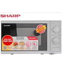 Lò vi sóng cơ có nướng Sharp R-G226VN-S - Lò vi sóng Thương hiệu SHARP