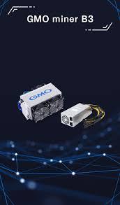 The company operates through five segments. Gmo Miner