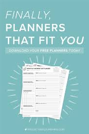 Day Tracker Planner Free Planners Productivity Worksheets Productive Flourishing