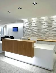 modern office reception desk. Contemporary Reception Desk Custom Standing Height Regarding House Ideas . Modern Office 6