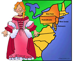 Image result for The middle colonies