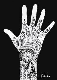 сделать татуировку эскиз на кисть на кисти руки в городе москва по