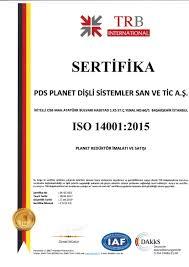 P D S Planet Redüktör